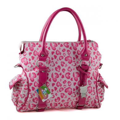 Yippydada Amore Baby Changing Bag (Pink)