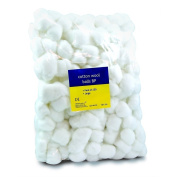 Reliance Medical Cotton Wool Balls BP small