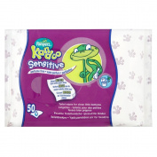 Pampers Kandoo Wipes Refill Sensitive 6 x 50 Wipes