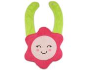 3d Kids Baby Girl Boy Toddler Bibs Cute Cartoon Flower Soft Saliva Towel