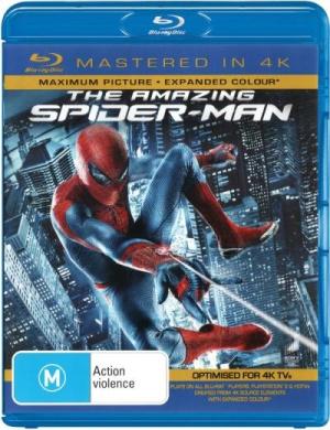 The Amazing Spider-Man (Blu-ray/Blu-ray 4KHD)
