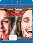 Pineapple Express (Blu-ray 4K) [Region B] [Blu-ray]