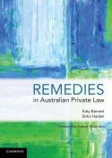Remedies in Australian Private Law