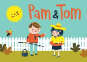 Pam & Tom: The Colouring Book