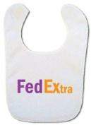 Fed Extra Baby Bib
