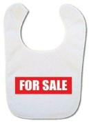 For Sale Baby bib