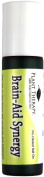 Brain-Aid Synergy Pre-Diluted Essential Oil Roll-On 10 ml (1/3 fl oz). Ready to use! (Blend of