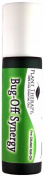 Insect Shield Synergy Pre-Diluted Essential Oil Roll-On 10 ml (1/3 fl oz). Ready to use! Blend of Citronella, Eucalyptus, Catnip, Cedarwood, Lemongrass, Lavender, Litsea Cubeba, Tea Tree and Patchouli