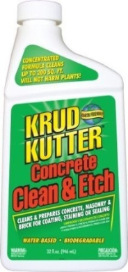 Krud Kutter CE32 950ml Concrete Clean and Etch