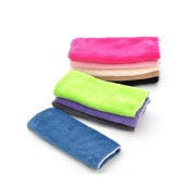 eFuture(TM) Absorbent Lint Free Kitchen Cleaning Oilproof Microfiber Cleaning Rag/Cloth +eFuture's nice Keyring