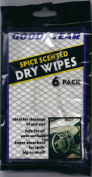 Spice Scented Dry Wipes