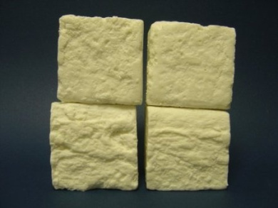 Unscented organic Baby Olive Oil Soap 2 Lbs with Free Loofah