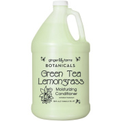 For Pro Ginger Lily Farms Botanicals Conditioner Gallon, Green Tea and Lemongrass, 128 Fluid Ounce