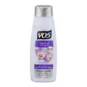 Alberto VO5 Herbal Escapes Moisturising Conditioner Free Me Freesia, 15 FZ