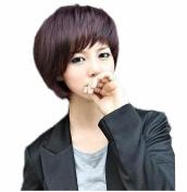 Youyoupifa New Designer Natural Short Straight Wigs