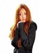 Taobaopit Beautiful Natural Long Curly Wigs-Light Brown-Ladies