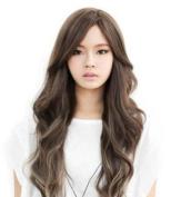 Taobaopit Western Women's Charming Long Curly Wig (Model