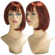 Red Annabelle Wig