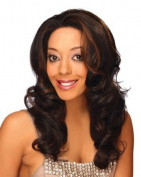 Lace Wig DINA - Royal Zury Hi-Heat Fibre Synthetic Hair Lace Wig