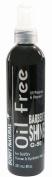Bonfi Natural Oil Free Barber's Shine Spray for Men w/ UV Protector & VItamin E 240ml