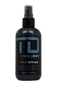 Towel Dry Spray Styler for Men, 250ml