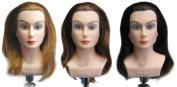 Celebrity Cosmetology Mini Manikins Colour Training Set