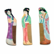 Assorted Oriental Lady Comb