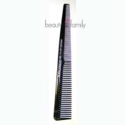 Black Diamond 19cm Tapered Barber Comb