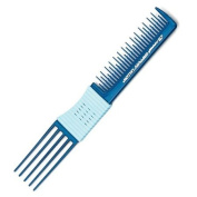 Comare Styling Gripper Comb with Serrated Teeth & Plastic Lift CCP355