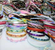 Hair Bands Hair Clips Assorted Styles 24pcs Wholesale
