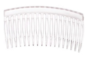 France Luxe 18 Tooth French Side Comb - Classic