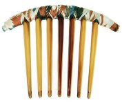 L. Erickson USA Printed French Twist Comb