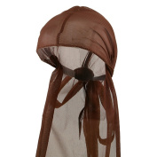 Doo Rags-Brown W15S20C