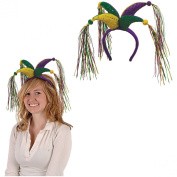 Jester Headband Party Accessory (1 count)
