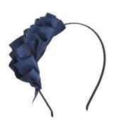 Attractive Ruffle Bow Headband
