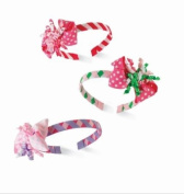 Mudpie Braided Ribbon Headband Assorted Colours