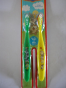 Smile Guard Looney Tunes Baby Tweety and Friends Toothbrush ~ 2 pc pack