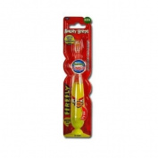 Yellow Angry Birds Light Up Toothbrush - Angry Birds Toothbrush