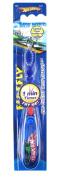 Hot Wheels Lightup Timer Toothbrush - Firefly Hot Wheels Toothbrush Timer