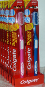 Colgate Toothbrush Double Action, Medium