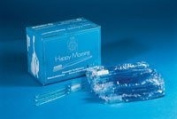 Hager Worldwide Happy Morning Toothbrush Disp. W/o Paste 100/bx - Model 605403