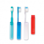 V-Trim Economy Travel Toothbrushes - 144 per pack