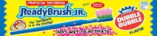 READYBRUSH JR. Toothbrushes Prepasted with DUBBLE BUBBLE flavour CS of 144 Brushes