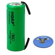 HQRP Battery for Philips Sonicare HP610 HP735 HX2575 HP405 HP355 HP500 HP505 HP510 HP710 Toothbrush Repair + HQRP Coaster