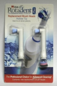 Rotadent Plus White Hollow Cup 2-pk
