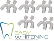 5 Pair Thermo-Moulding Custom Fitting Whitening Trays, By Wonder White Direct