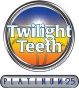 Twilight Teeth Platinum 25 U.v. Accelerated Whitening Refill