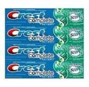 NEW 4 Tubes of Crest Toothpaste Whitening Scope Teeth Cleaner Paste 240ml Botttles