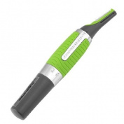 New Micro Touch Max Personal Hair Trimmer Green for Nose Ear Eyebrow Sideburns