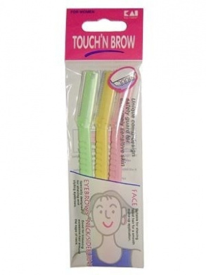TOUCH N BROW Razor 3 Pcs by Generic - Shop Online for Beauty in ...